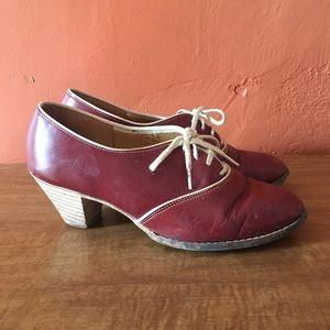 Vintage Oxford Heels!